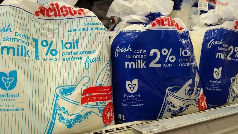 Tài khoản Nas.alive trên Tiktok là người khởi xướng phong trào chia sẻ về điều gì đó bình thường ở đất nước bạn, nhưng kỳ lạ với phần còn lại của thế giới. Ở quê hương anh Canada, người dân thường dùng túi để đựng sữa. Họ có thêm một bình tái sử dụng để đựng các túi sữa vào trong. Trên ảnh là một túi sữa 4l. Năm 1970, khi Canada chuyển đổi hệ thống đo lường của Anh sang quốc tế, họ phải thay đổi một loạt các hộp và bao bì. Trang bị thêm dây chuyền lắp ráp hoặc thay thế các chai thủy tinh nặng rất đắt đỏ đối với ngành công nghiệp sữa. Khi đó, những túi sữa là giải pháp dễ dàng và giá thành rẻ hơn. Ảnh: Emmanuel Pinto.