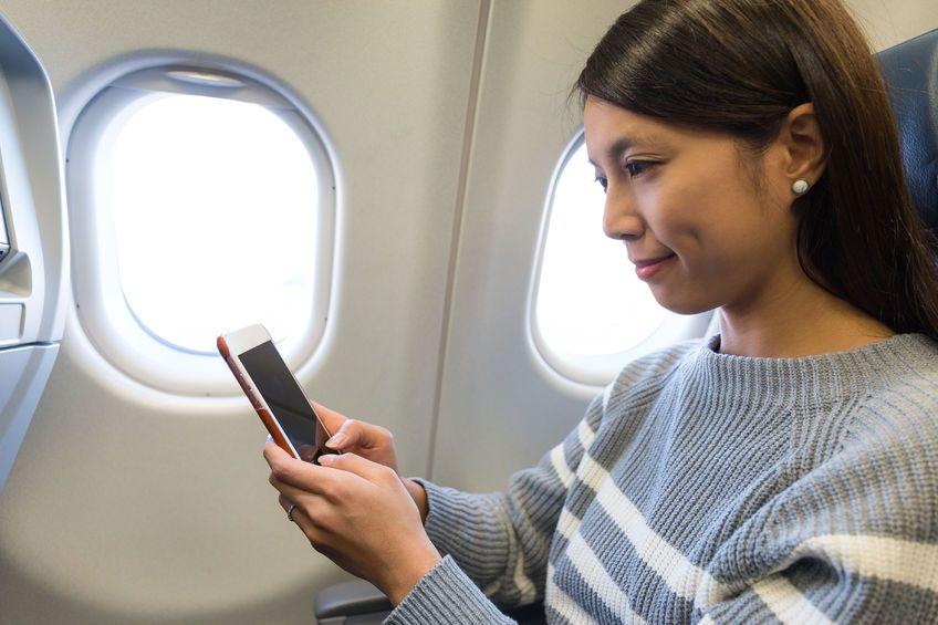Ít hãng hàng không cung cấp wifi trên cabin, mặc dù nó cung cấp nhiều tiện nghi hơn cho hành khách trong thời gian bay. Ảnh: AP