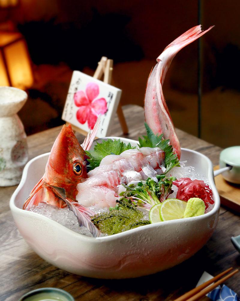 Nét đặc trưng của cá Hamachi vùng biển Fukuoka - 6