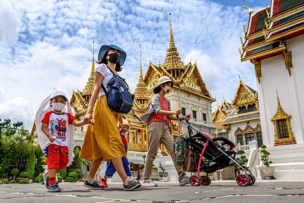 Giới chức ngành du lịch Thái Lan đang lên kế hoạch đón khách quốc tế từ tháng 7/2021. Ảnh: Pexels
