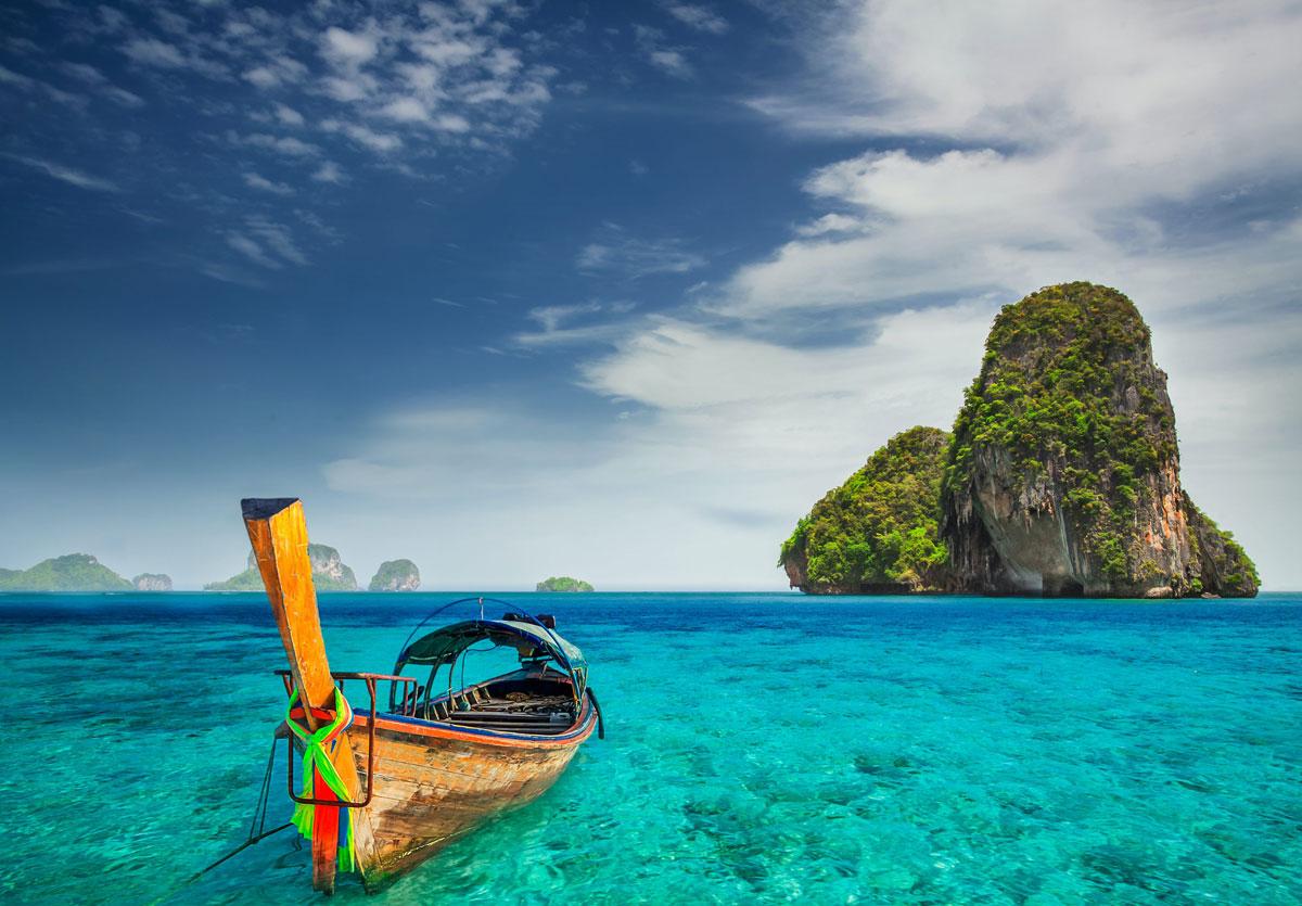 Bowen yêu thích cuộc sống ở Phuket. Ảnh: Lonely Planet