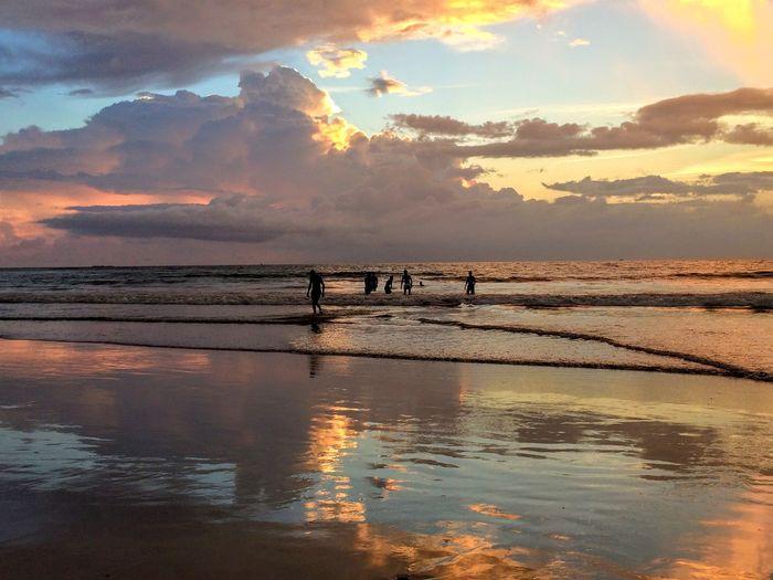 Bãi biển Kemala, Phuket. Ảnh: Pete Bowen.