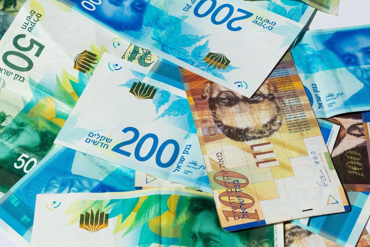 Tiền giấy có chữ nổiTại Israel, tiền giấy cũng được in chữ nổi đề người khiếm thị có thể nhận dạng chính xác. Đồng tiền của Israel là Shekel, với chữ nổi Braille. Mỗi đồng tiền có độ dài khác nhau, kèm theo những dải nổi dài phía mép để giúp người khiếm thị phân biệt chúng. Ảnh: Twitter