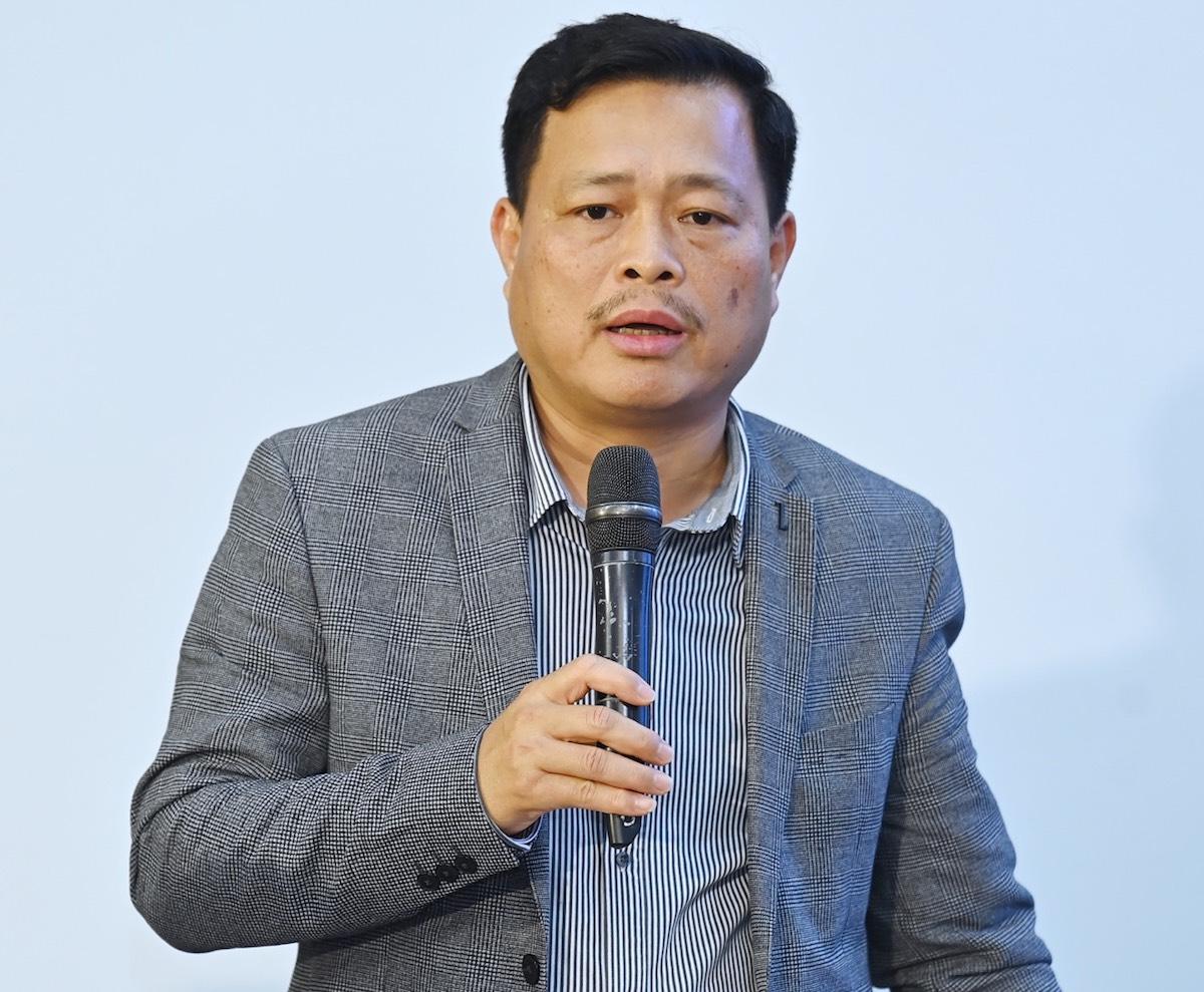 Ông Nguyễn Quý Phương, Vụ trưởng Vụ Lữ hành. Ảnh: Giang Huy