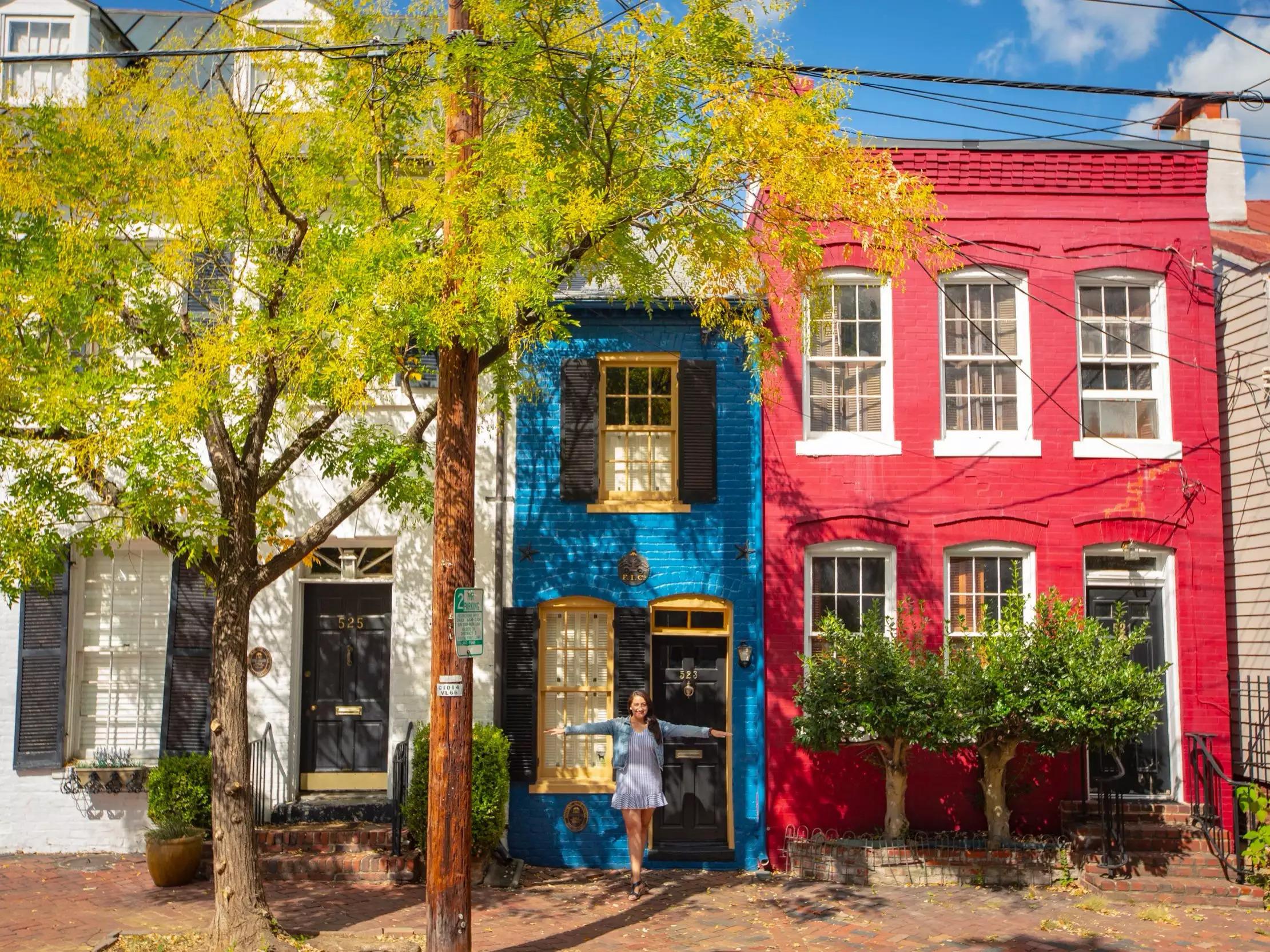 Mặc dù được xây vì không ưa hàng xóm, ngôi nhà hiện tại được nhiều du khách đánh giá là rất cuốn hút. Ảnh: Kristian Summerer/Visit Alexandria
