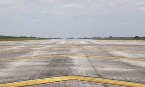 'Sân bay vĩ đại nhất thế giới' chưa từng tồn tại