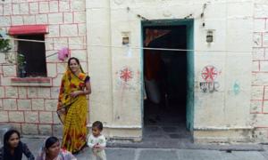 Ấn Độ - nơi có ngôi làng không nhà nào lắp cửa