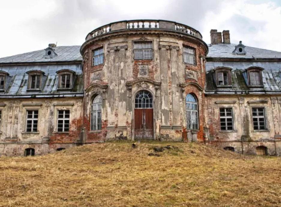 Lâu đài được cho là nơi chôn cất kho báu trị giá gần tỷ đô. Ảnh: Fot. Mariusz Przygoda/Silesian Bridge Foundation
