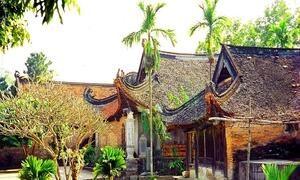 Ngôi chùa cổ giữ hơn 3.000 mộc bản kinh Phật