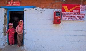 Nơi bưu tá đi bộ 46 km một ngày để đưa thư