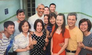 Bữa tối bất ngờ của Tổng thống Obama trong quán bún chả