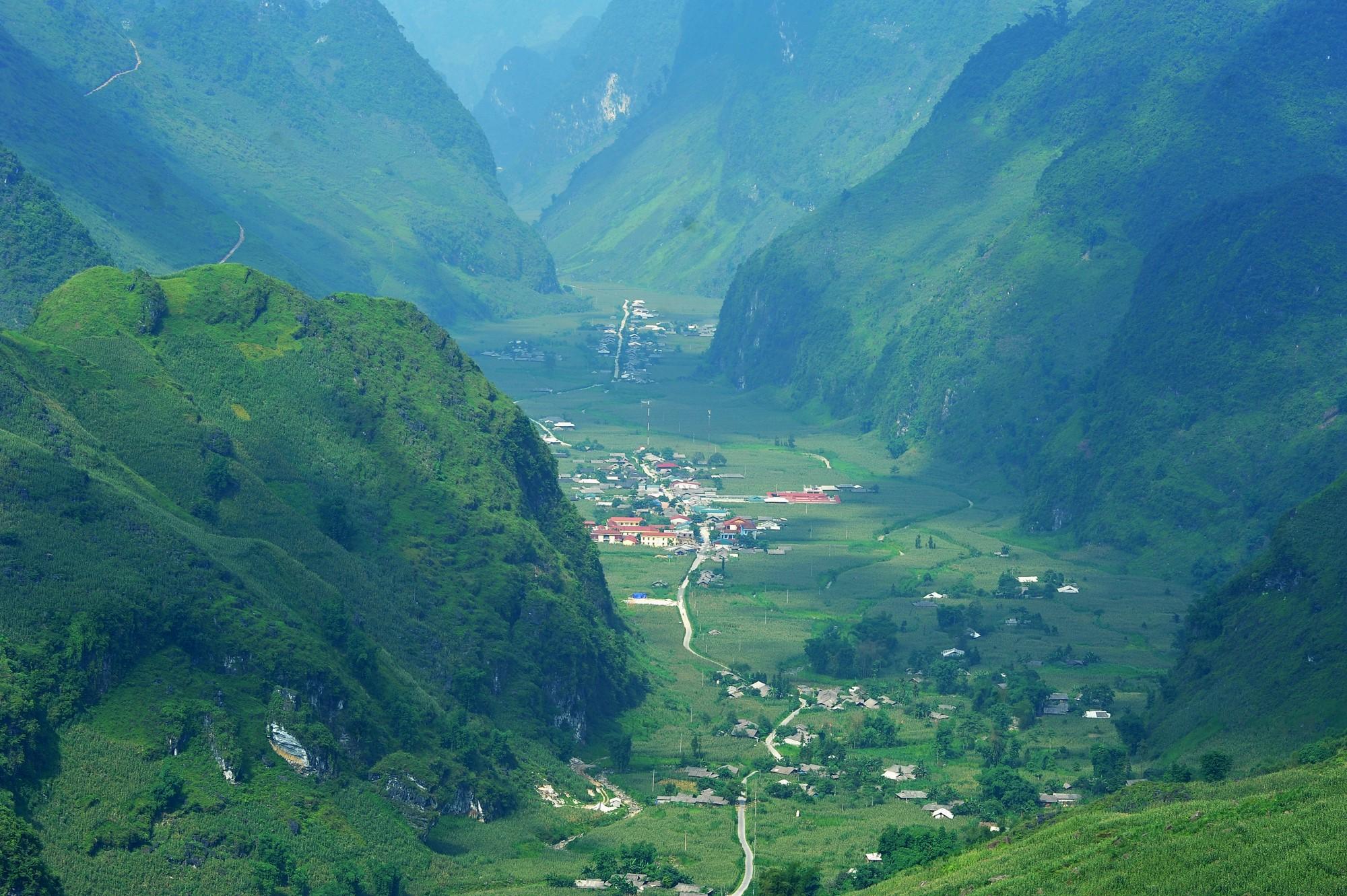 Mùa ngô xanh mướt trên cao nguyên đá Đồng Văn - 3