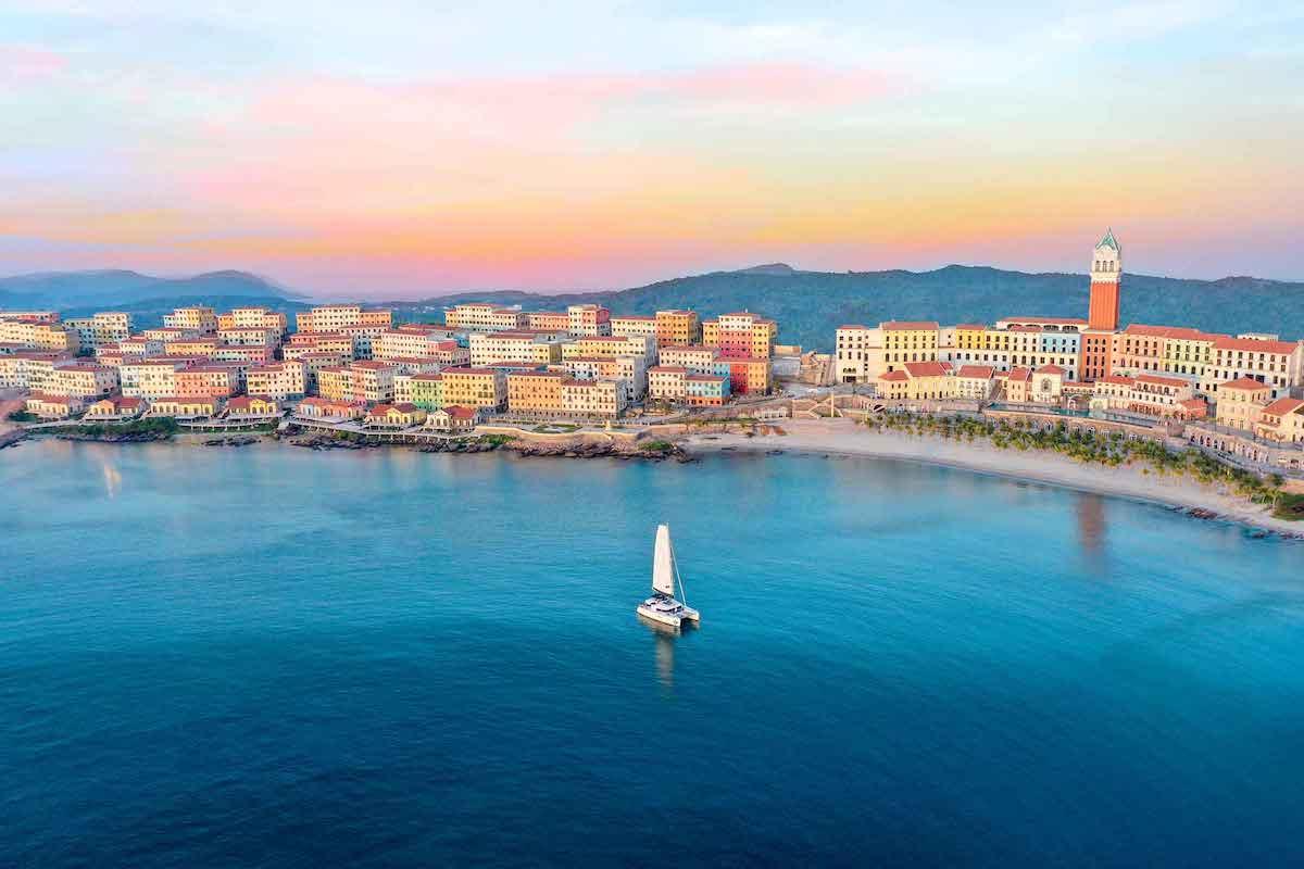 Sun Premier Village Primavera được ví là tiểu Amalfi tại Phú Quốc