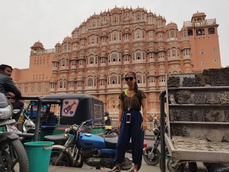 Cung điện với gần 1.000 cửa sổ ở Rajasthan.