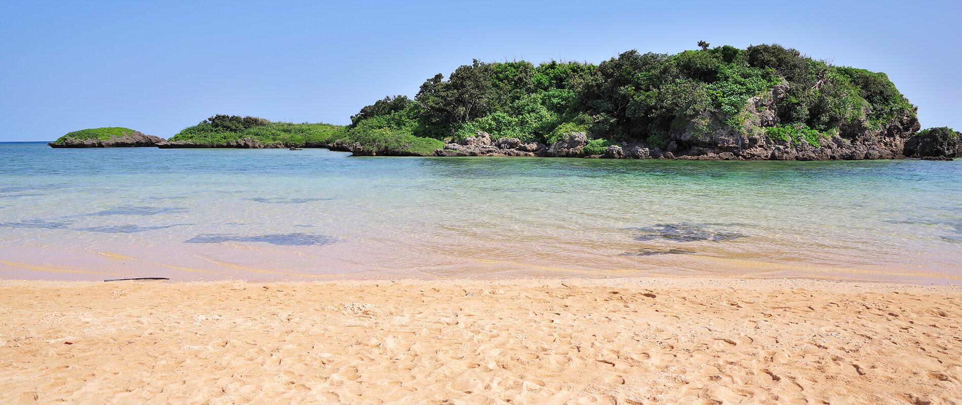 Hoshizuna-no-Hama, bãi biển đầy sao của Nhật Bản. Anh: My best place