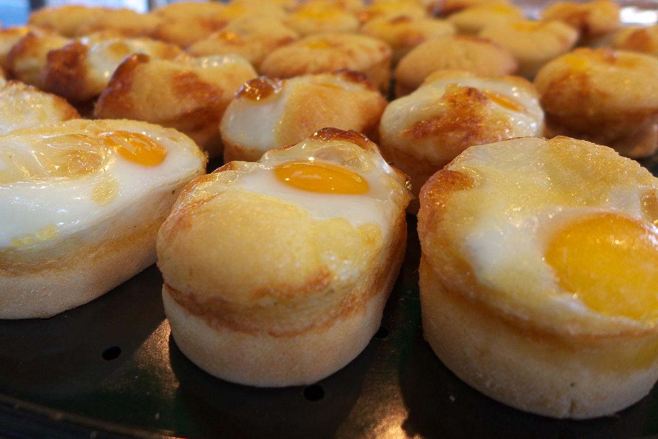 Gyeranppang, bánh mì trứng Hàn Quốc