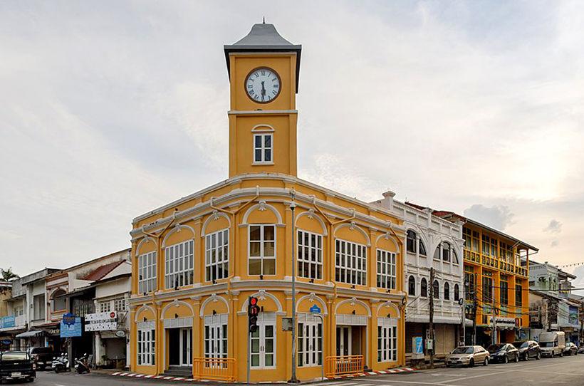 Các cửa hàng ở khu phố cổ Old Town hầu như chưa được hưởng lợi ích từ chương trình hộp cát.
