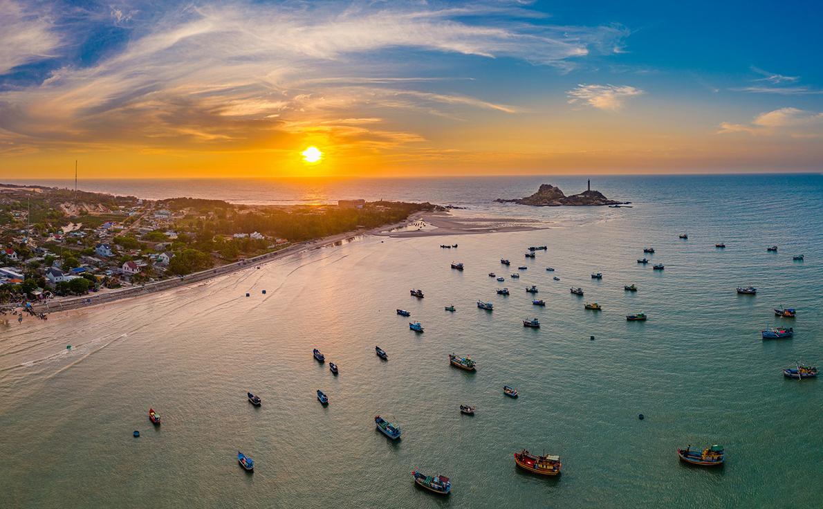 Sở hữu lợi thế về vị trí, thiên nhiên, Việt Nam được xem là vùng đất lý tưởng để xây dựng và phát triển vui chơi giải trí. Ảnh: Shutterstock