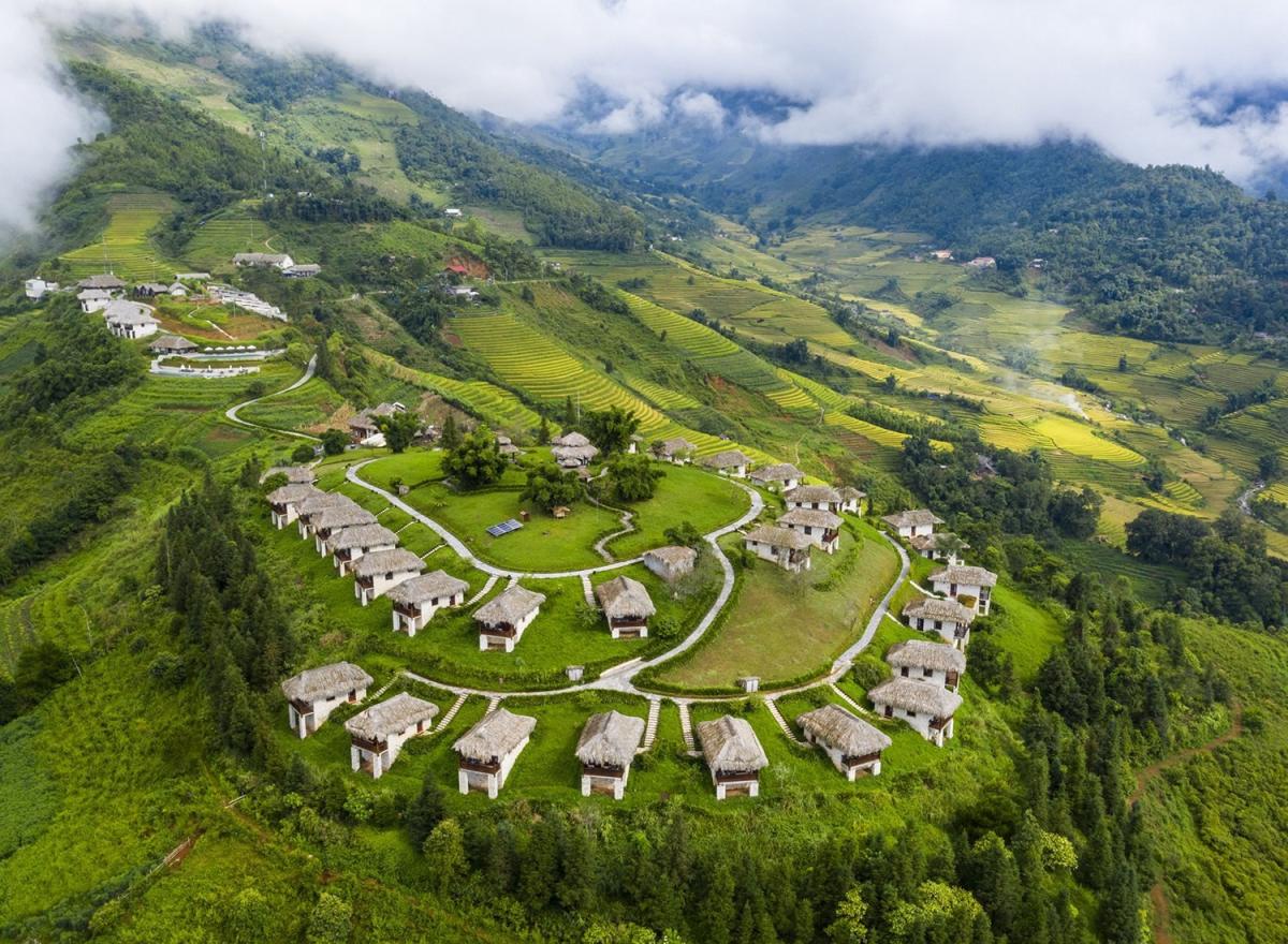 Các khu nghỉ dưỡng biệt lập, gần nơi lưu trú để di chuyển bằng xe riêng vẫn được nhiều du khách ưu tiên lựa chọn. Ảnh: Topas Ecolodge