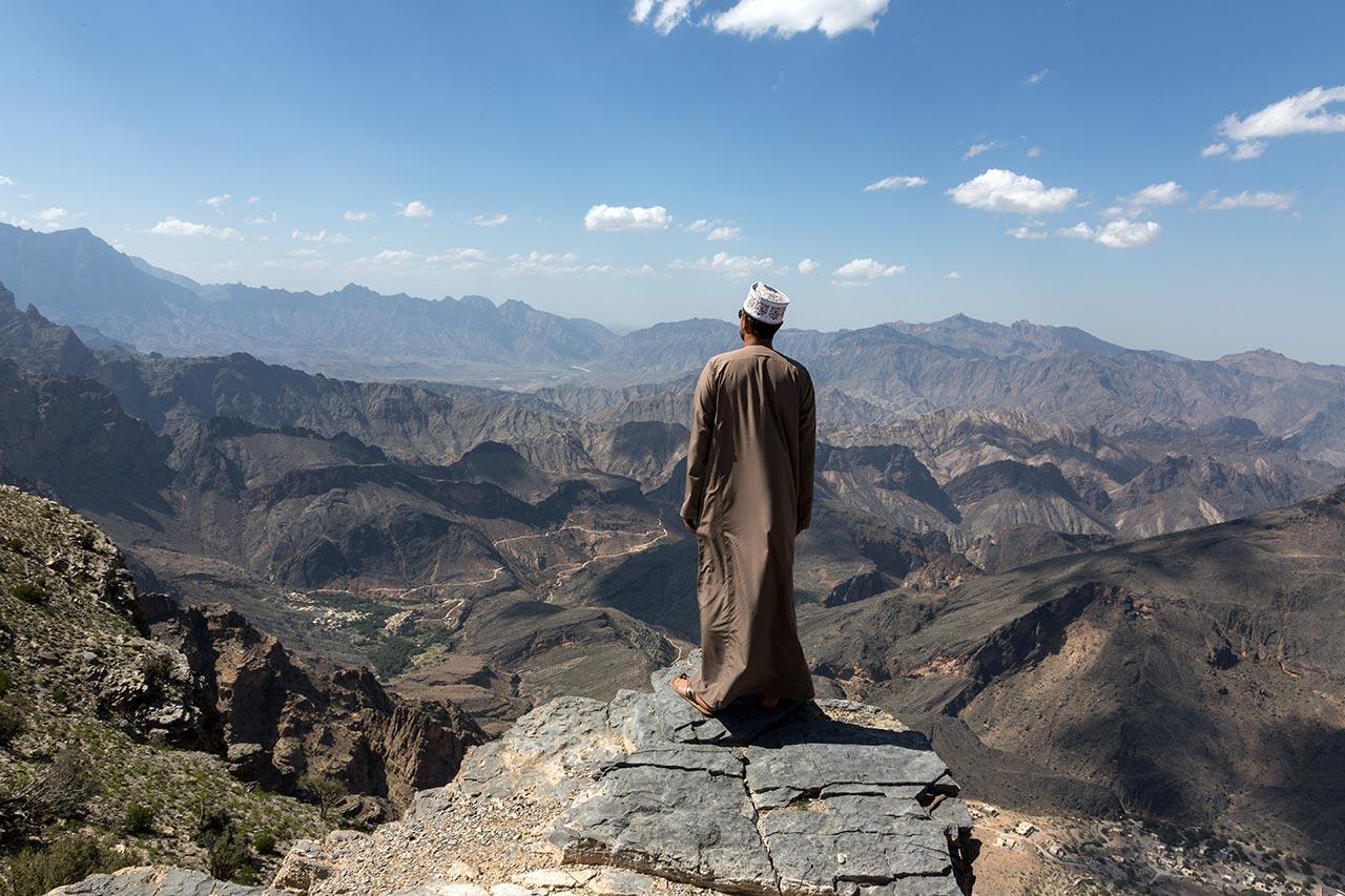 Cảnh quan thiên nhiên tại Oman. Ảnh: 34travel